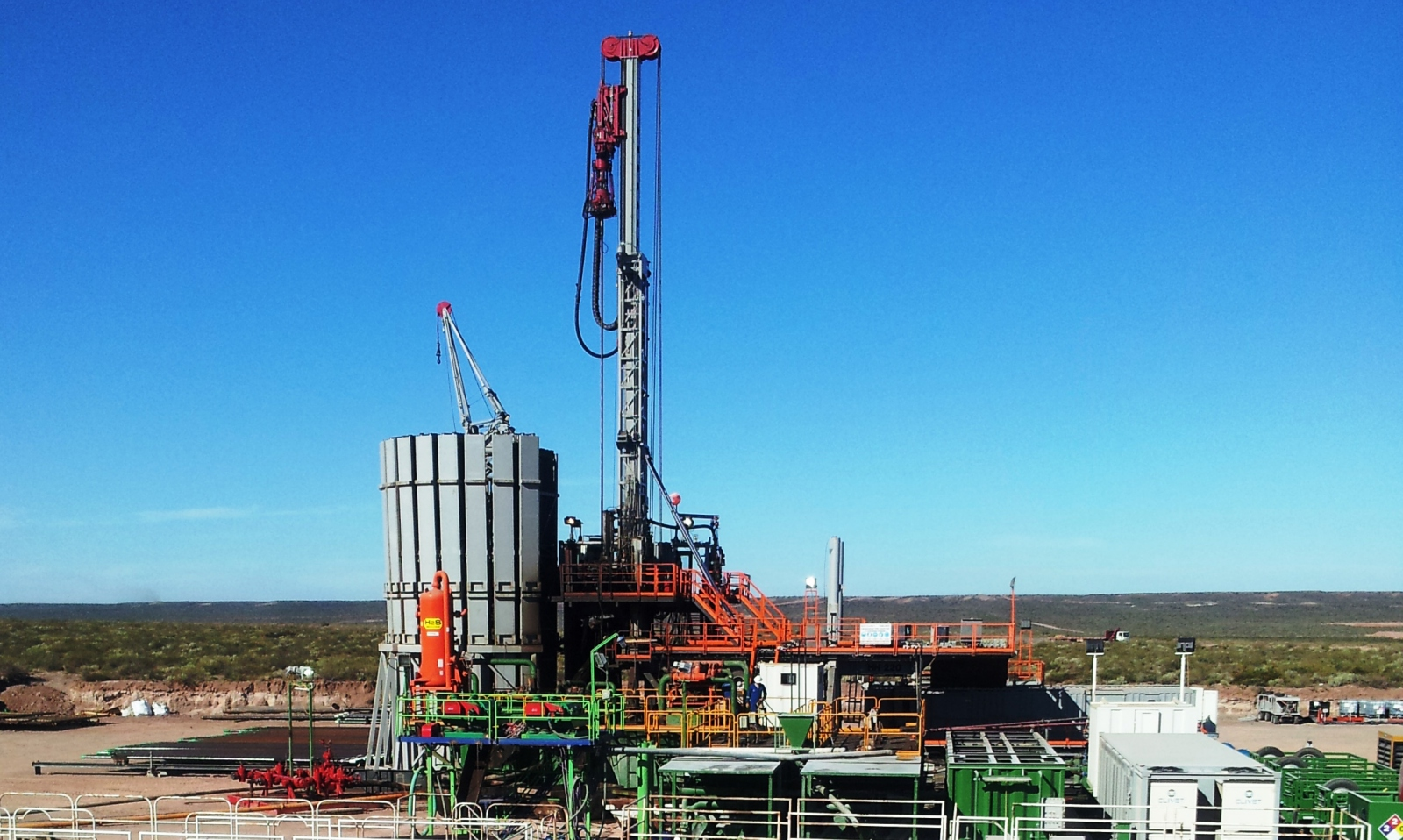 RECORD DEPTH OF 4,490 METERS IN ARGENTINA | News Trevi Group Italia 1