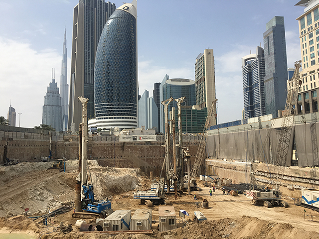 TREVI PER ICD TOWER A DUBAI | News Trevi Group Italia 1
